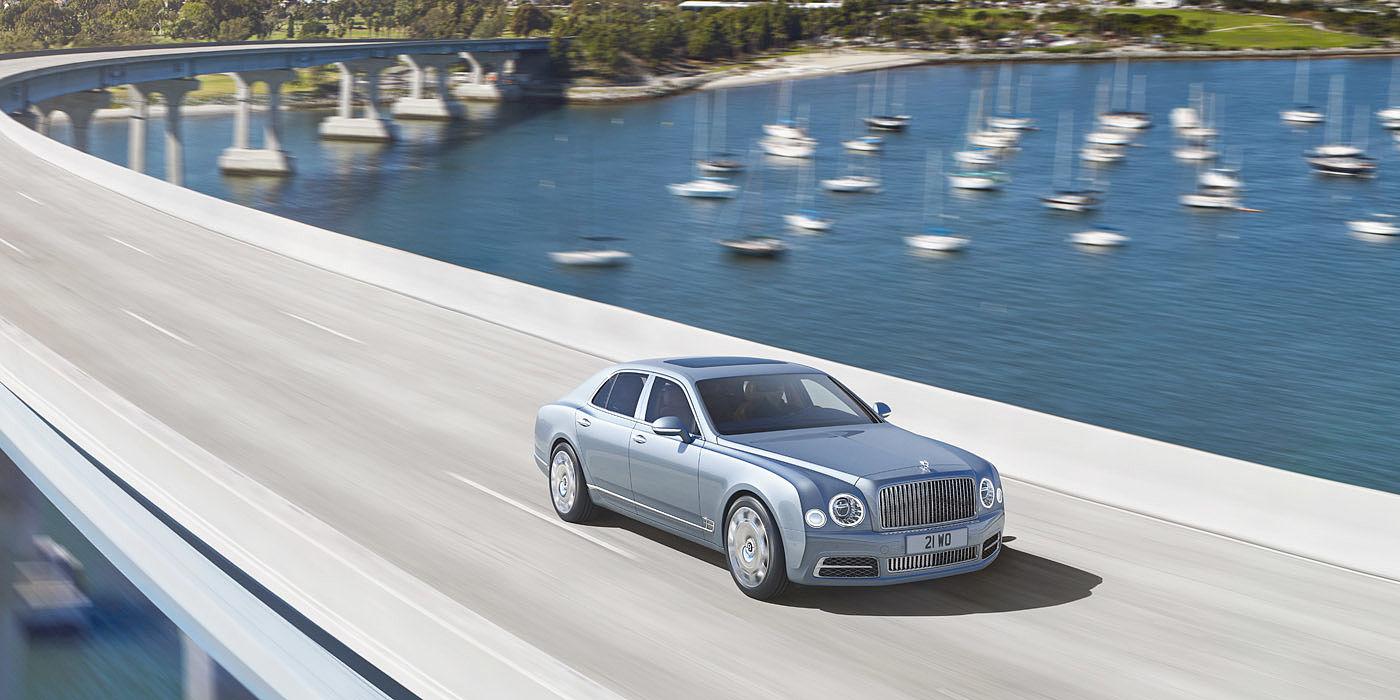 Bentley Mulsanne Gebrauchtwagen Lugano